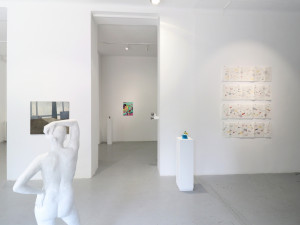 3. Masterpieces II, Installation view