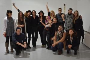 34. Učesnici radionice Handmade artist's book