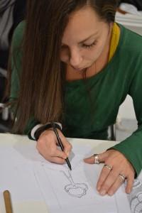 4. Radionica Handmade artist's book