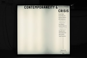 Contemporaneity and Crisis, foto-NI  (8)