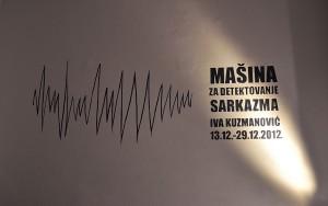 Mašina za detektovanje sarkazma, Iva Kuzmanović (1)