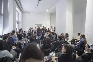 PISTA, Razgovor Kritika ili Pohvala, mart 2015, foto Srđan Veljović (2)