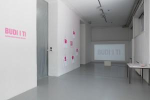 Slatka konceptualna umetnica, foto Nemanja Knežević (1)