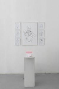 Slatka konceptualna umetnica, foto Nemanja Knežević (7)