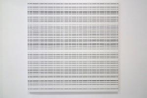 05. - Signal, 2017, acrylic on canvas, 190 x 190 cm