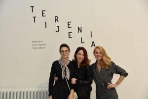 10. Terrains of the Body, Teodora Nikčević, Jovana Vujanović, Brigita Antoni