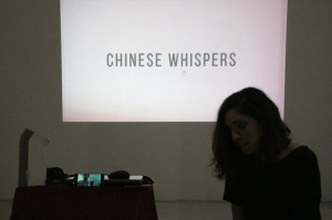 14. Chinese Whispers