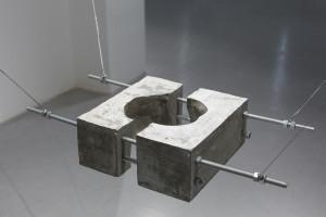 2. Romy Yedidia, Belly Love, sculpture