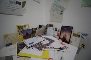20. Svetlana Montua, Pisma i razglednice
