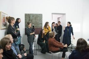 Artist talk (2)