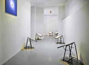 Lidija Delić, Soap Bubbles, Installation view, 2016