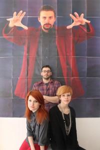 Mag, autori Mladen Janković, Senka Latinović i Anastasija Protić, foto N. Ivanović