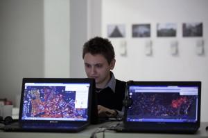 Mapa kao medij, foto Nemanja Knežević (2)