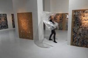 Oslobađanje Sputavanje, Performans, Maja Beganović (2)